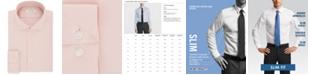 Calvin Klein Calvin Klein Men's STEEL Slim-Fit Non-Iron Stretch Performance Unsolid Dress Shirt