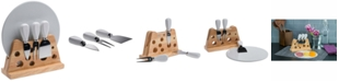 Tabletops Unlimited 5-Pc. Cheese Set