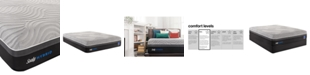 """Sealy Copper II 13.5"""" Hybrid Firm Mattress Collection"""