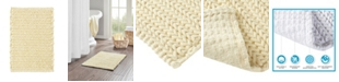 """Madison Park Lasso 17"""" x 24"""" Pieced Dyed Cotton Chenille Chain Stitch Rug"""