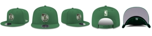New Era Boys' Boston Celtics Basic Link 9FIFTY Snapback Cap