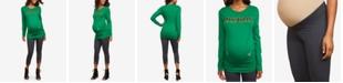 Motherhood Maternity Graphic T-Shirt & Skinny Pants