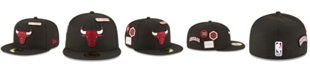 New Era Chicago Bulls On-Court Collection 59FIFTY FITTED Cap