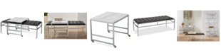 Furniture Nico Table Furniture, 2-Pc. Set (Coffee Table Bench & End Table)