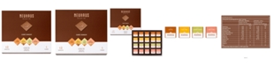 Neuhaus Carre Crunchy 40-piece Individually Wrapped Milk Chocolate Square Gift Box