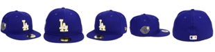New Era Los Angeles Dodgers Trophy Patch 59FIFTY FITTED Cap