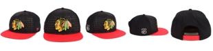Authentic NHL Headwear Chicago Blackhawks Rinkside Snapback Cap