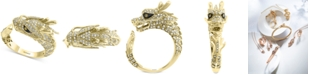 EFFY Collection EFFY® Diamond Dragon Ring (3/4 ct. t.w.) in 14k Gold
