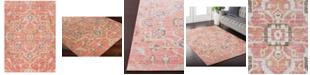 "Surya Germili GER-2318 Pale Pink 7'10"" x 10'3"" Area Rug"