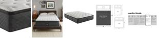 """Beautyrest BRS900-C-TSS 16.5"""" Plush Pillow Top Mattress - Queen, Created For Macy's"""