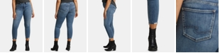 Silver Jeans Co. Silver Jeans Calley Cropped Skinny Jeans