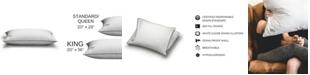 Pillow Guy White Down Side & Back Sleeper Overstuffed Pillow Certified RDS - Standard/Queen Size