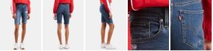 Levi's Mile High Denim Biker Shorts