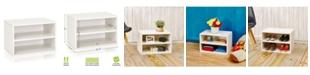 Way Basics Divider Blox Eco Friendly Storage and Stackable Shelving