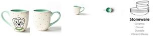 Coton Colors by Laura Johnson Pet Wrinkly Dog Portrait Mug