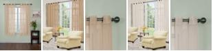 "Curtain Fresh Curtainfresh Grommet Voile 59"" x 63""  Panel"