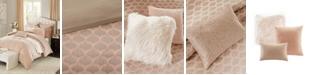 JLA Home Madison Park Signature Romance Queen 8 Piece Comforter Set