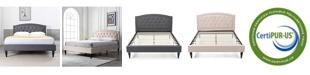 Sleep Trends Casimiro Platform Bed Collection