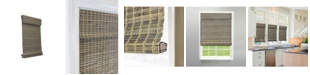 """RADIANCE Cordless Bamboo Privacy Weave Shade, 23"""" x 64"""""""