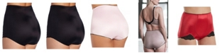 "Rago ""V"" Leg Light Shaper Panty Brief in Extended Sizes"