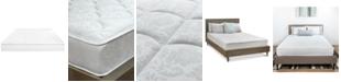 "Dusk & Dawn 10"" 2-Sided Quilted Foam Mattress- King"