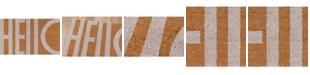 """Novogratz Collection Novogratz Aloha Alo-2 White 1'6"""" x 2'6"""" Area Rug"""