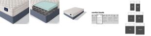 """Serta Sleeptrue Lehman 8"""" Firm Euro Top Mattress Collection"""