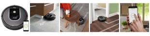 iRobot Roomba® 960 Wi-Fi® Connected Robot Vacuum Bundle