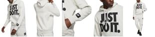 Nike Men's Sportswear Just Do It Fleece Hoodie