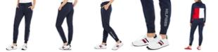 Tommy Hilfiger Tapered Logo Sweatpants