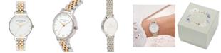Olivia Burton Women's Two-Tone Stainless Steel Bracelet Watch 30mm