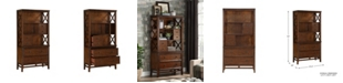 Homelegance Caruth Bookcase