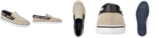 Nautica Men's Everyday Casual Canvas Boat Shoes