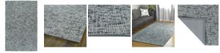 Kaleen Lucero LCO01-68 Graphite 4 'x 6' Area Rug