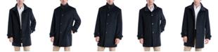 London Fog Men's Clark Classic-Fit Top Coat
