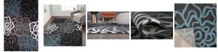 Main Street Rugs Home Montane Mon108 Gray 10' x 14' Area Rug