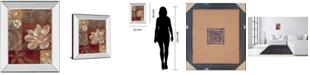 "Classy Art Variety of Style II by Elaine Vollherbst-Lane Mirror Framed Print Wall Art, 22"" x 26"""