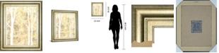 "Classy Art Simple State II by Debbie Banks Framed Print Wall Art, 22"" x 26"""