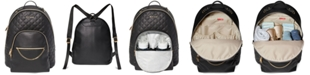 Skip Hop LINX Quilted Diaper Backpack