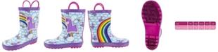 Rainbow Daze Toddler Rain Boot