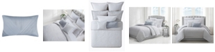 "Charisma Cellini 12"" x 16"" Pleated Decorative Pillow"