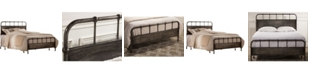 Hillsdale Grayson King Bed Set with Rails