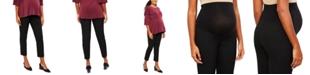 Motherhood Maternity Straight-Leg Pants