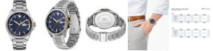 Lacoste Men's Cap Marino Stainless Steel Bracelet Watch 46.1mm