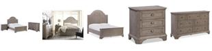 Furniture Layna Bedroom Furniture, 3-Pc. Set (California King Bed, Nightstand & Dresser)