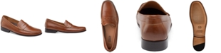 Johnston & Murphy Men's Stoltz Penny Loafers