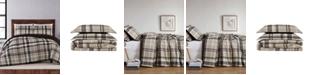 Truly Soft Paulette Plaid Twin XL Comforter Set