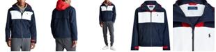 Polo Ralph Lauren Men's Color-Blocked Hooded Jacket