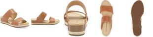 Lucky Brand Women's Wyntor Wedge Sandals