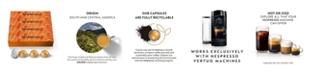 Nespresso Capsules VertuoLine, Caramel Cookie, Mild Roast Coffee, 40-Count Coffee Pods